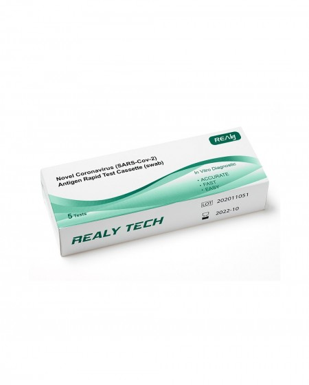 Auto-test rapid Covid-19 (REALY TECH)